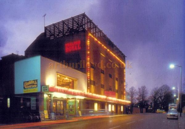 Theatres and Halls in Norwich, Norfolk