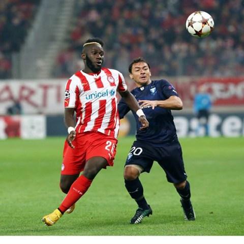 Olympiakos vs Malmö FF 9/12/2014