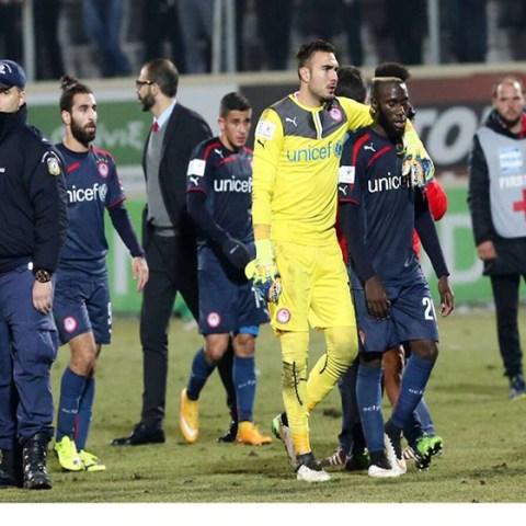 Skoda Xanthi vs Olympiacos 11/01/2015