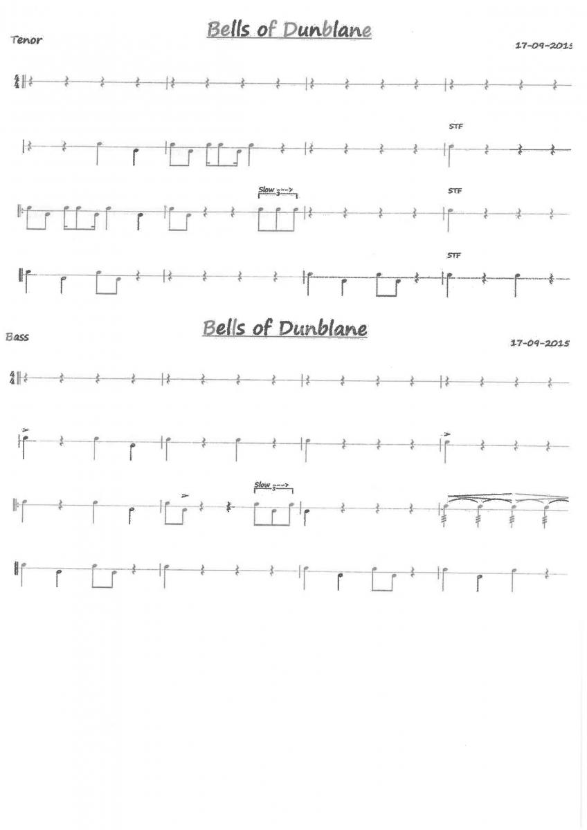 Bass Bells-of-Dunblane