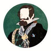 """Conde Duque"". Daniel Esteban. Collage"