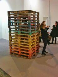 """Emilio Rojas en """"Colonial Color Pallett"""". ARCO 2016"""