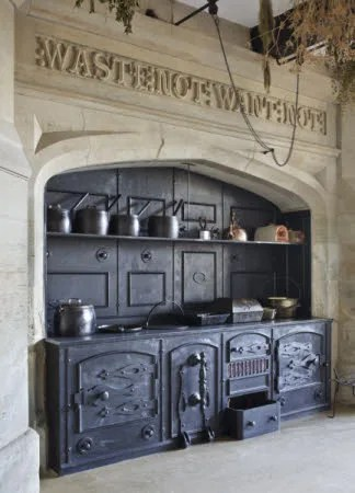 Historical Amp Period Kitchen Reference Images Artichoke