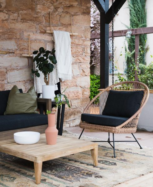 how to decorate your patio articulate