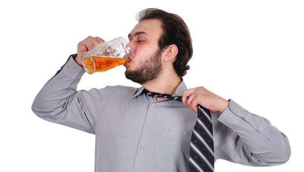 annoying types of drunks: The Sloppy Drunk