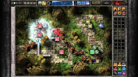 Free browser games: Gemcraft