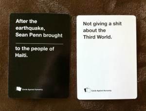 Sean Penn -- Third World