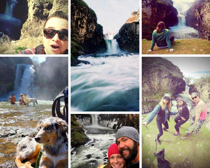 oregon photos white river falls