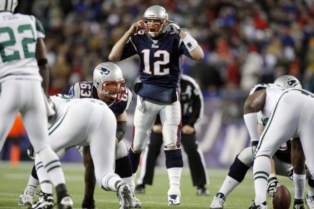 Patriots play the Jets