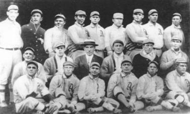 1913 Philadelphia Athletics world series team