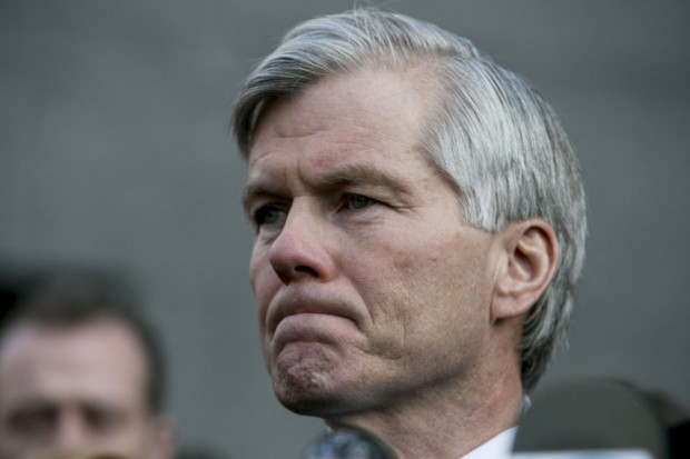 Convicted Virginia Governor Bob McDonnell