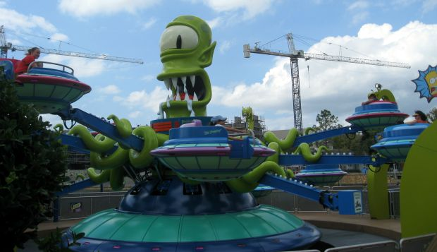 kang kodos ride