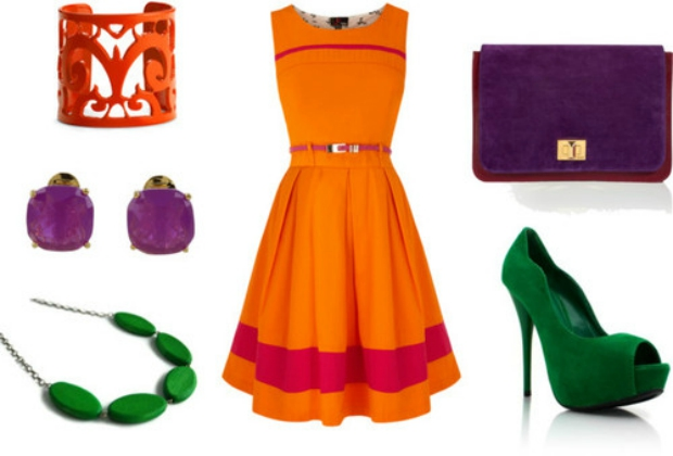 Split Complementary Colors Tumblr Fashiongoddessinthemaking