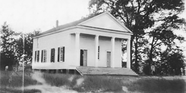 Alabama's scariest haunted places, High Hill Church