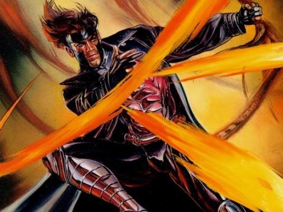 Gambit artwork