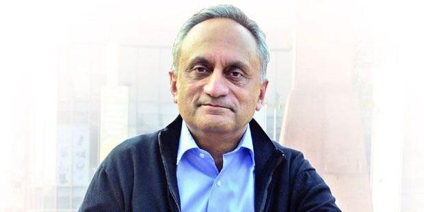 Philanthropist Manoj Bhargava