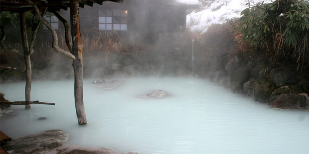 Tsurunoyo Hot Springs, Japan (Somewhere Luxurious)