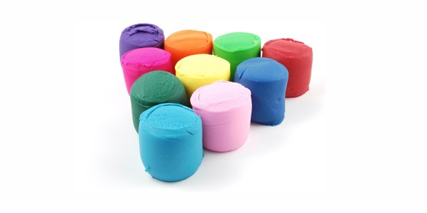 From wall cleaner to carpet destroyer, Play Doh at its finest. (fun.familyeducation.com)