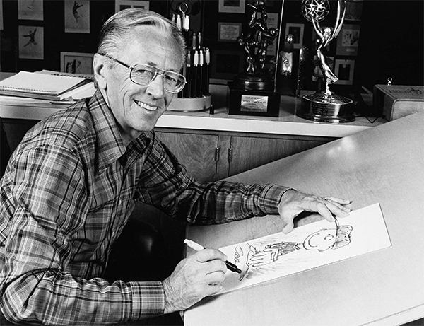 Charles M. Shulz on Charlie Brown, (Forbes)