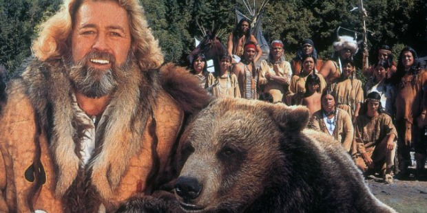 """Grizzly Adams"" Star Dan Haggerty has Died"