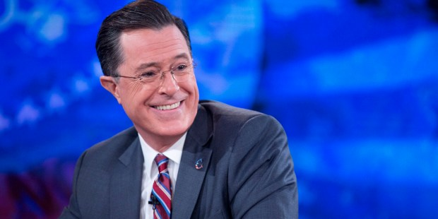 Stephen Colbert (Huffington Post).