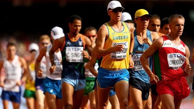 (European Athletics).