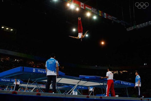 (Olympic).