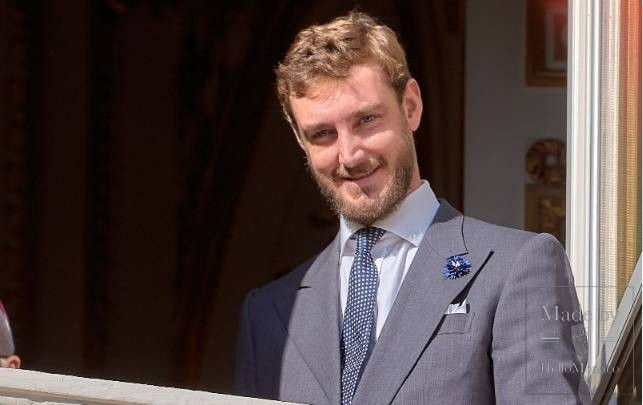 The Duke of Monaco Pierre Casiraghi is called the Ambassador of Dior
