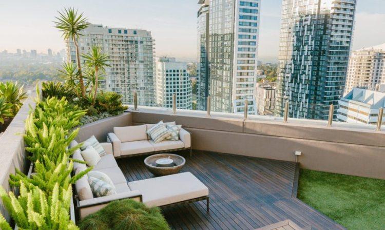 Amazing Ideas To Decor Your Small Big Balconies Articlecube