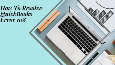 Photo of Instructions to Resolve QuickBooks Error 108