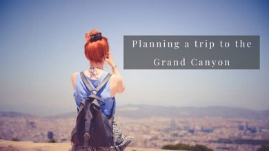Photo of Planning a trip to the Grand Canyon