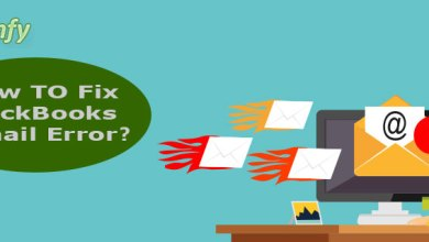 Photo of QuickBooks is Unable To Send Your Emails