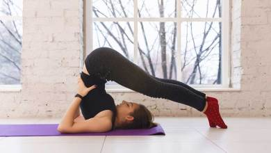 Photo of Weight Loss Yoga Poses