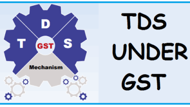 Photo of Tax Deducted At Source (TDS) Under GST – All You Need To Know