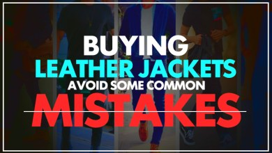 Photo of Buying Leather Jackets? Avoid Some Common Mistakes!