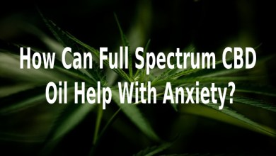 Photo of How Can Full Spectrum CBD Oil Help with Anxiety?
