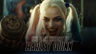 Photo of The Dark History Of Harley Quinn!!