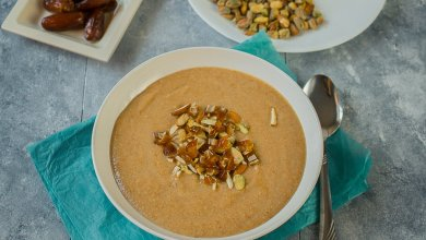 Photo of The Best Oats and Dates Dessert