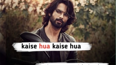 Photo of Kaise Hua Lyrics-Vishal Mishra-Kabir Singh