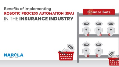 Photo of Benefits of implementing Robotic Process Automation (RPA) in the insurance Industry