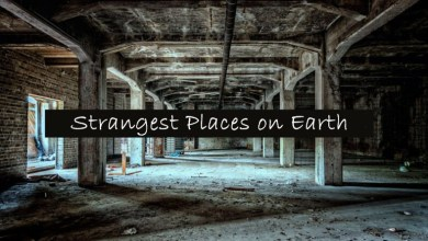 Photo of Strangest Places on Earth