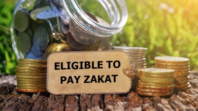 Photo of How is Zakat calculated on the property?