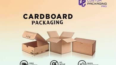 Photo of Fabulous Wholesale Printed Cardboard Packaging to order in Bulk