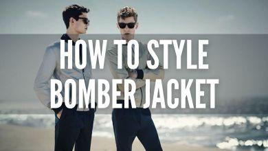 Photo of How to Style Bomber Jacket