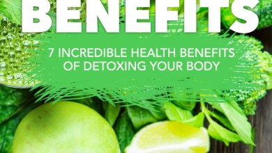 Photo of The Health Benefits of Detoxing