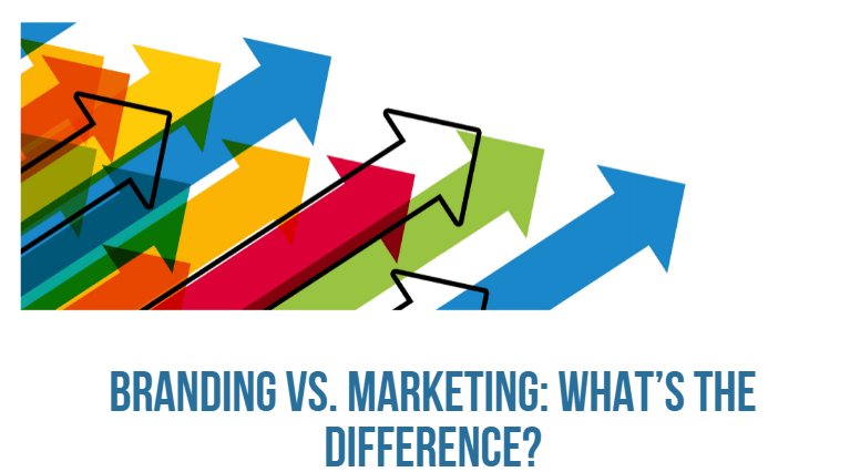 Branding Vs. Marketing: What's the Difference