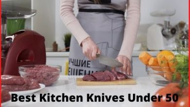 Photo of Best Kitchen Knives Under 50