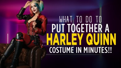 Photo of What to do to Put Together a Harley Quinn Costume in Minutes!!