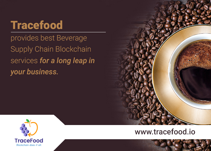 Blockchain Technology For Beverage Industry