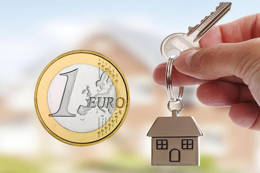 Comprare casa ad 1 euro per salvare le aree rurali